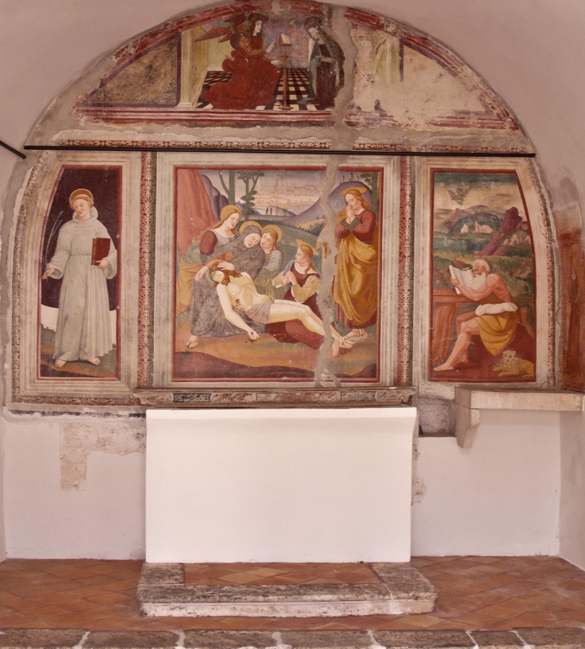 San Girolamo interno ritagliato