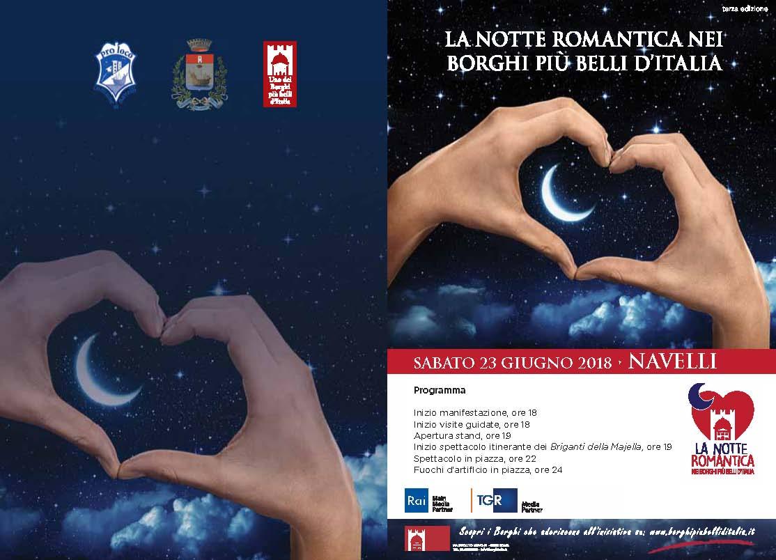 Pieghevole notte romantica Pagina 1